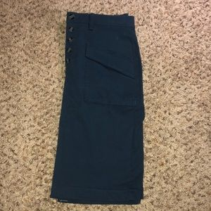 Dark Blue Utility Skirt